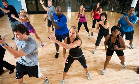 Fit Classes by Exercise Healthy Rams
