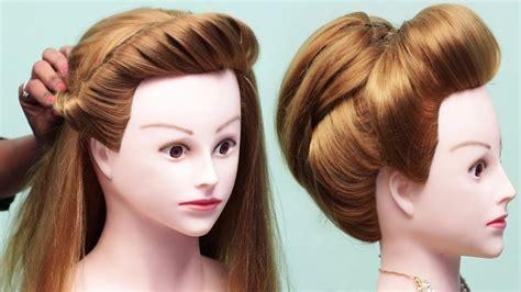 beautiful hairstyles  medium hair party hairstyles