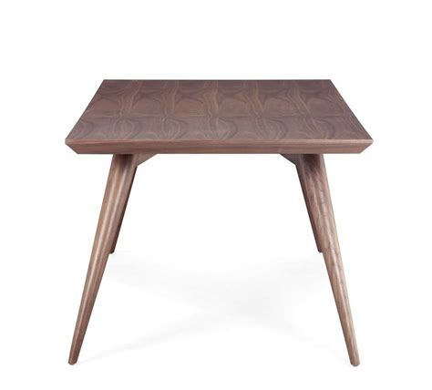 Walnut Dining Tables Walnut Modern Dining Table Z001 Modern Dining