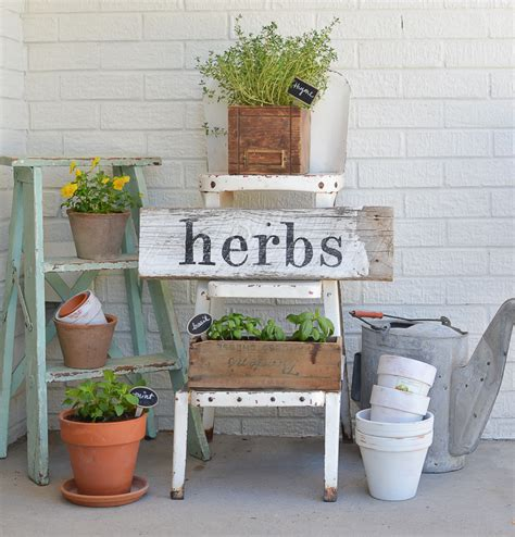 diy herb garden box diy herb garden box 28 images diy herb garden with