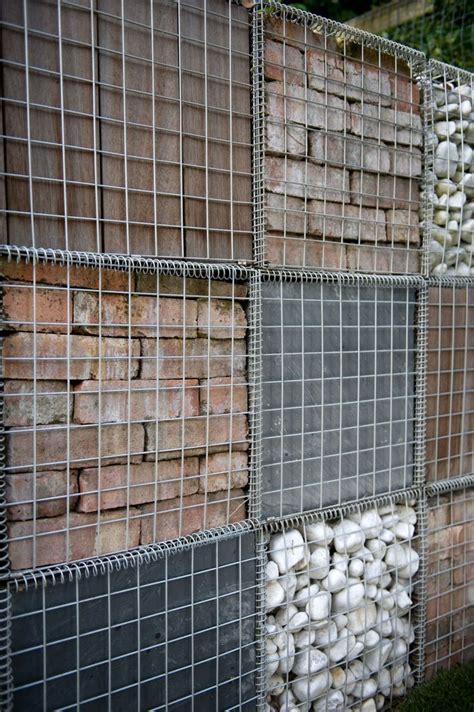 best 25 gabion wall ideas on gabion retaining