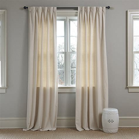double pleat curtains a quick guide to drapery pleat styles the shade company