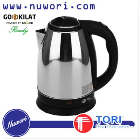 Jual Home Tek 128st Electric Kettle Teko Listrik 1 2 Liter nuwori nusantara web your retail nuwori