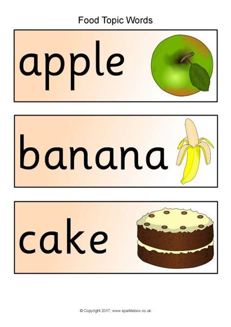 printable welsh alphabet flash cards food topic word cards sb359 sparklebox