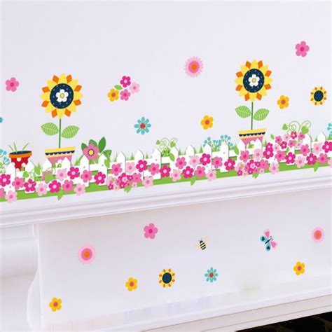 flower wall tiles compare prices on floral wall tiles online shopping buy