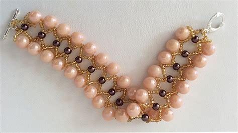 como hacer pulseras con perlas pulseras pulseras con perlas pulseras con chaquira