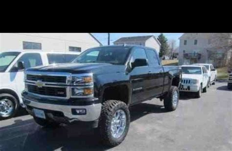 factory lifted chevy trucks autos post