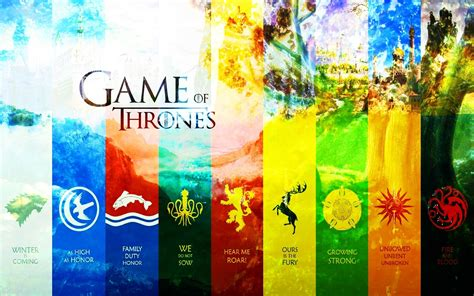 houses of game of thrones game of thrones list of houses game of thrones houses