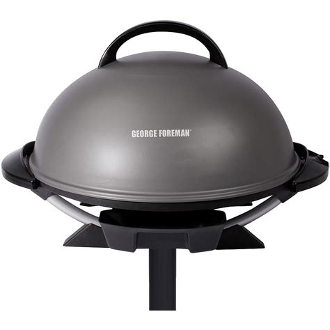 Grill Foreman by George Foreman 240 Quot Indoor Outdoor Electric Grill Non