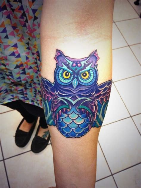 edm tattoos edc owl search i tattoos