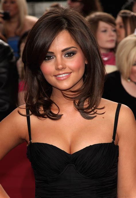 Ia Barnes Doctor Who Jenna Louise Coleman High Quality Picture