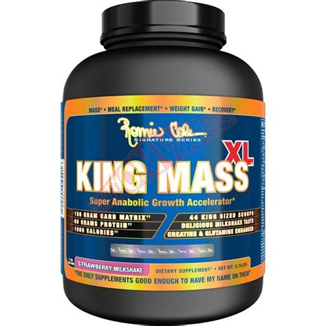 u protein mass gainer review king mass xl by ronnie coleman weight gainer protein