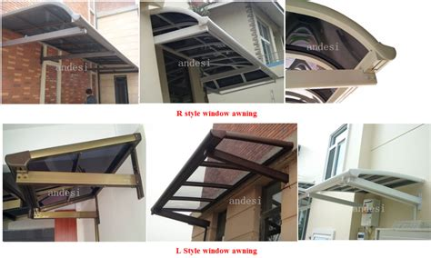 aluminum glass door awnings lowes price buy aluminum