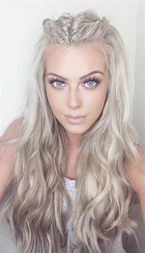 blonde hairstyles youtube best 25 festival makeup ideas on pinterest rave makeup