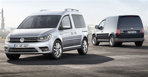 volkswagen caddy 2015 2016 volkswagen caddy revealed photos 1 of 15