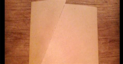 How To Make An Envelope Out Of Notebook Paper - how to make a notebook or journal pocket out of an