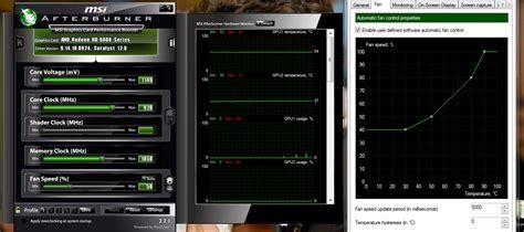 amd gpu fan control please recommend gpu fan speed control software
