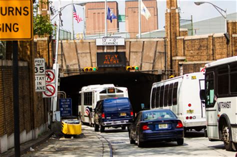 lincoln tunnel closures port authority to cooperate with fed probe of lincoln