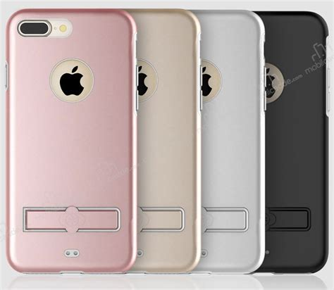 Totu Iphone 6 Plus Rosegold totu design jaeger ii iphone 7 plus standlı al 252 minyum gold kılıf