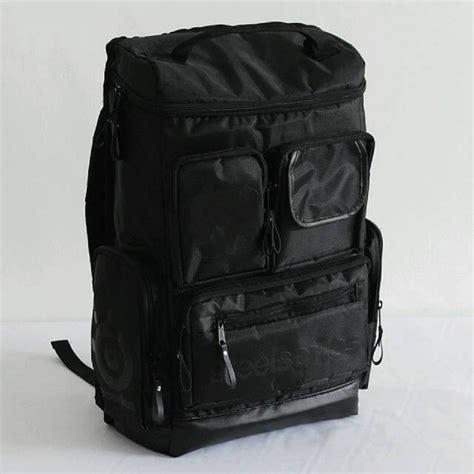 Tas Gaming Bag Backpack Ultimate Steelseries backpack premium steelseries blackout