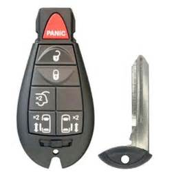 Chrysler Town And Country Key Fob 2012 Chrysler Town And Country Keyless Remote Key Fob