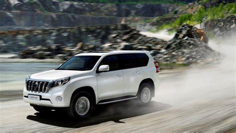 Toyota Prado Europe Facelift Landcruiser 2014 Europe Autos Post