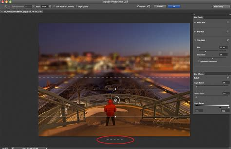 tutorial smudge tool cs6 photoshop cs6 blur gallery tutorial digital photography