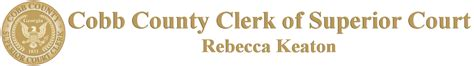Superior Court Search Cobb County Clerk Of Superior Court