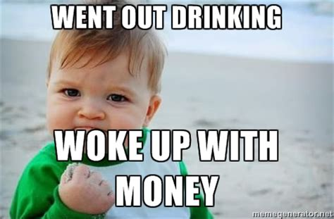 Fist Pump Baby Meme - drinking baby meme generator image memes at relatably com