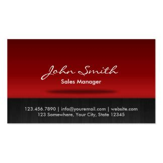 stage manager business cards templates zazzle