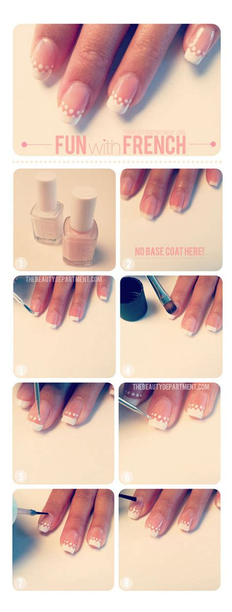 easy nail art tricks best easy nail art tutorials 2013 2014 for beginners