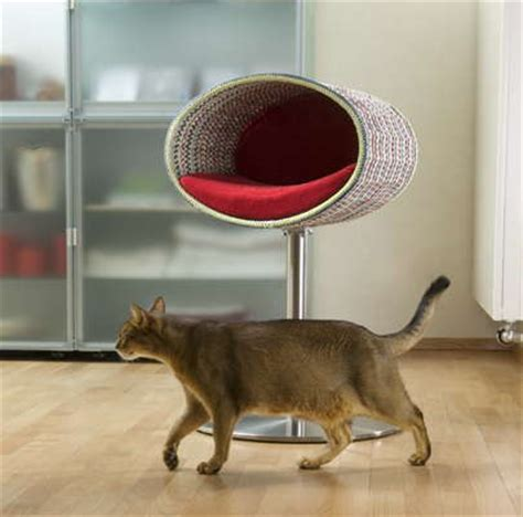 modern cat modern cat beds rondo by meyer digsdigs