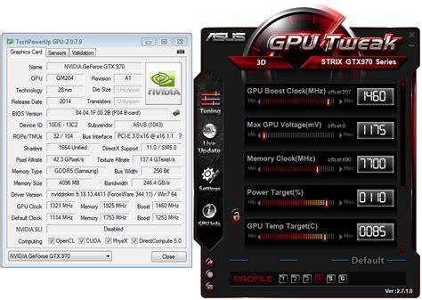 adobe premiere pro gtx 970 taking it to the limit overclocking nvidia s geforce gtx