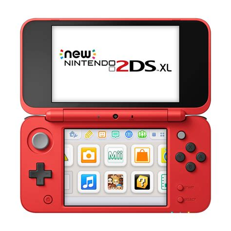 nintendo 2ds console new nintendo 2ds xl pokeball edition console the gamesmen