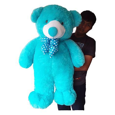 Tedy Jumbo Murah Hadiah Lucu Unik Murah Terlaris jual boneka teddy jumbo biru murah