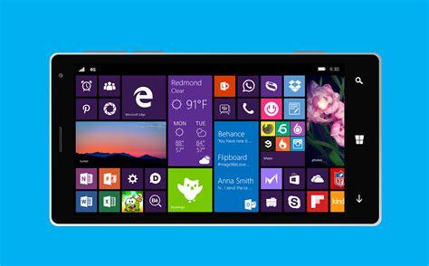 imagenes windows 10 mobile windows 10 mobile podr 237 a tener pantalla de inicio en modo