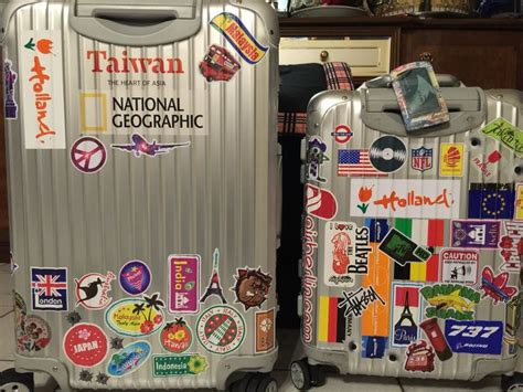 Rimowa Koffer Aufkleber by 61 Best Rimowa Sticker Images On Pinterest Koffer