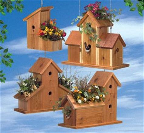 Birdhouse Planters by 1000 Ideas About Bird House Plans On
