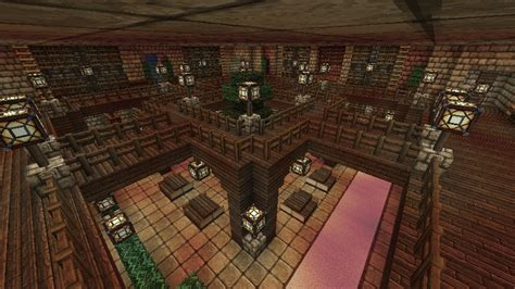 minecraft underground house designs minecraft interior decorating ideas minecraft library design library upper floor