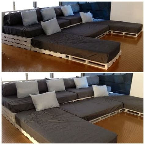 shipping pallet couch best 25 shipping crates ideas on pinterest wooden