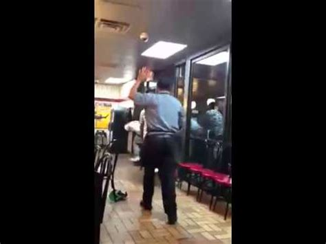 Waffle House Fight by Fight At Cookout Carolina Doovi