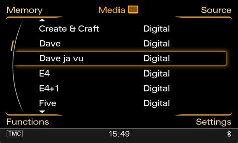 Power Supply 3005dt By Mmi genuine audi digital hybrid tv tuner supply fit happydayz