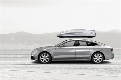 Audi Cargo Box by Audi A7 Rooftop Cargo Box