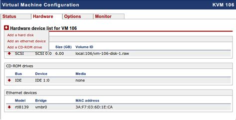 Harddisk Baru tutorial proxmox menambah harddisk baru ke machine
