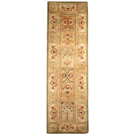 rug runners 2 x 14 safavieh classic multi 2 ft 3 in x 14 ft runner cl305a 214 the home depot