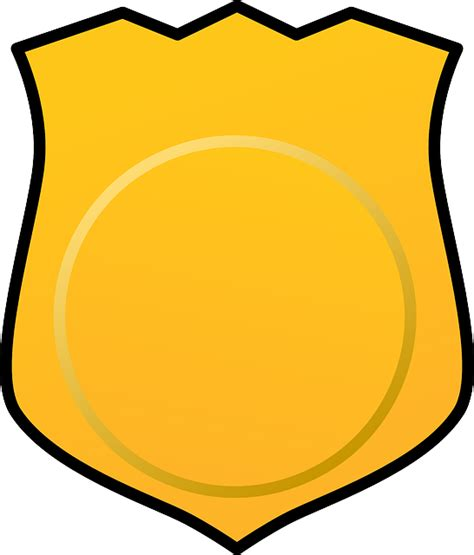 badge clipart badge detective investigator 183 free vector graphic on pixabay