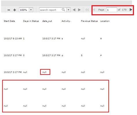 mysql date format unknown column mysql strange result in jaspersoft with null date column