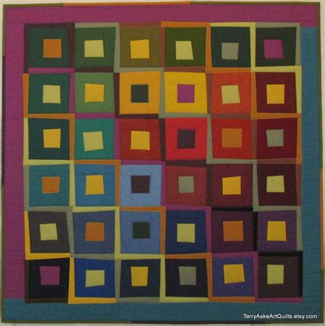 modern quilt wall hanging modern quilt wall hanging quot steps and squares quot