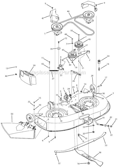 wiring diagram for yard machine lawn mower circuit and