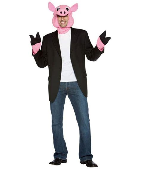 Pilgrim Decorations Pig Costume Kit Costume Accessory Kit At Wonder